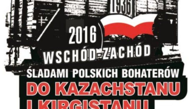 Rajd Motocyklowy ŚLADAMI POLSKICH BOHATERÓW DO KAZACHSTANU